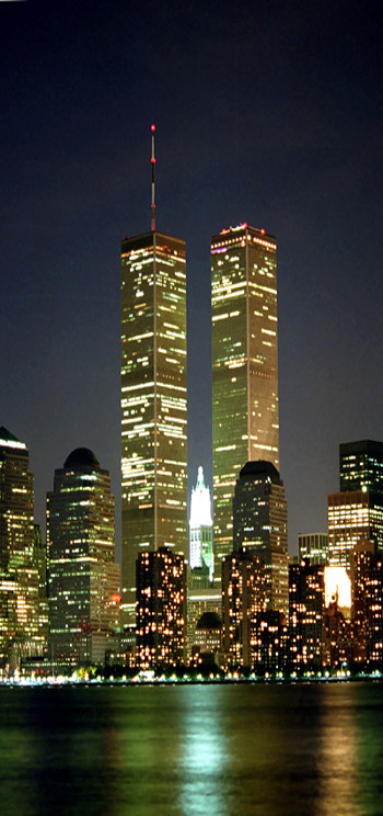Wtc Night Nyc Neverforget 911 Flickr