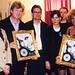 Karina BEUTHE, avec Tina Turner chez EMI