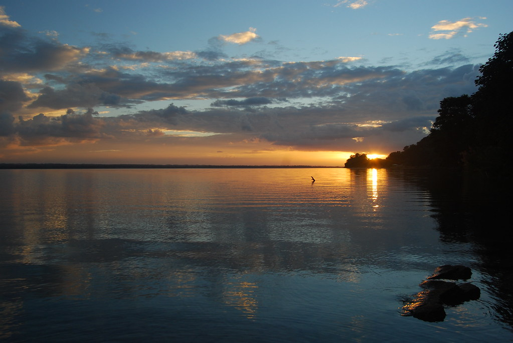 Lake Peten Itza Guatemala Dec 2007 Rockett73 Flickr
