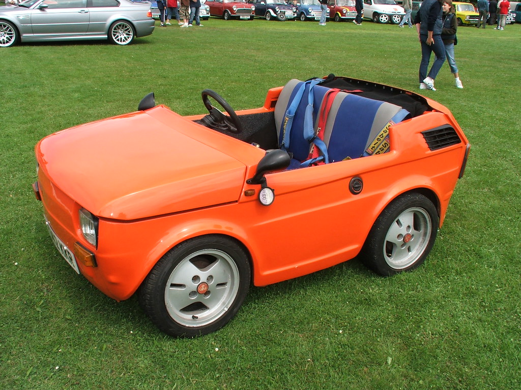 Mini Fiat 126 | A shortened Fiat 126 as photographed at ...