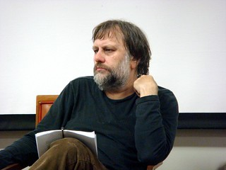 Slavoj Zizek in Liverpool | by Andy Miah