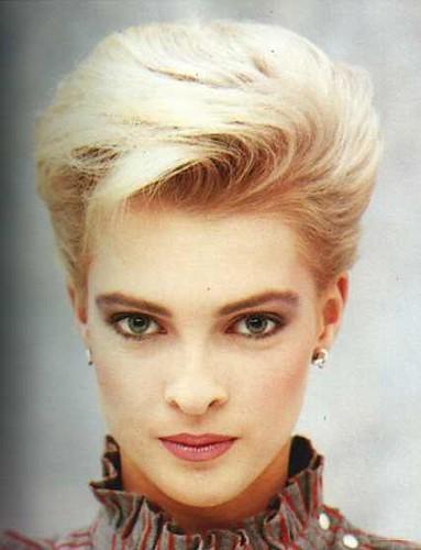 Pleasing Hairstyles In The 80S Short Hairstyles Gunalazisus