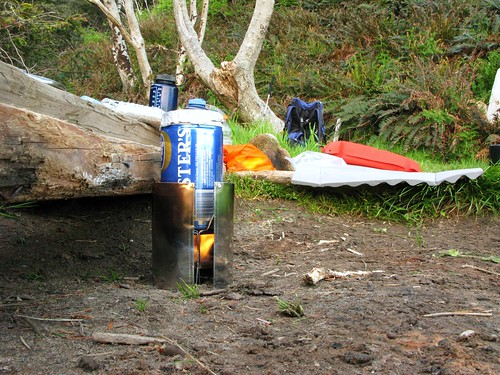 beer can stove | by Ken Reppart