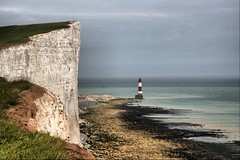 Lighthouse, Beachy Head | by Linda Cronin