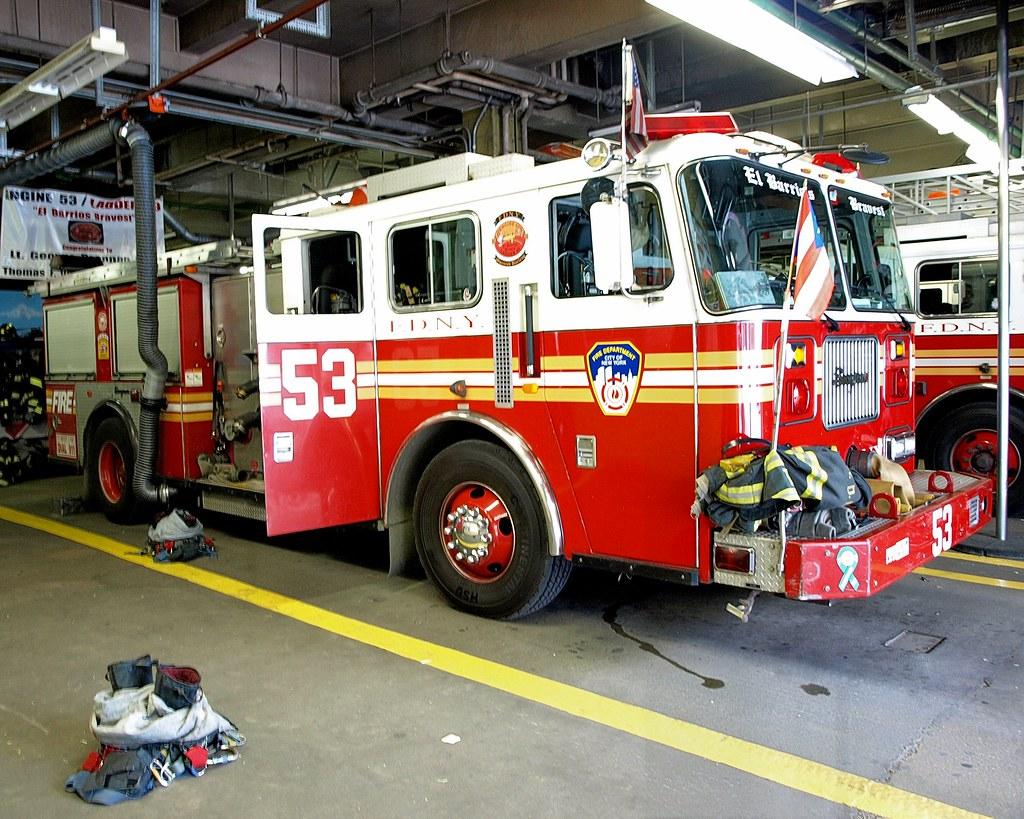 ... E053e FDNY Engine 53, Spanish Harlem, New York City | by jag9889
