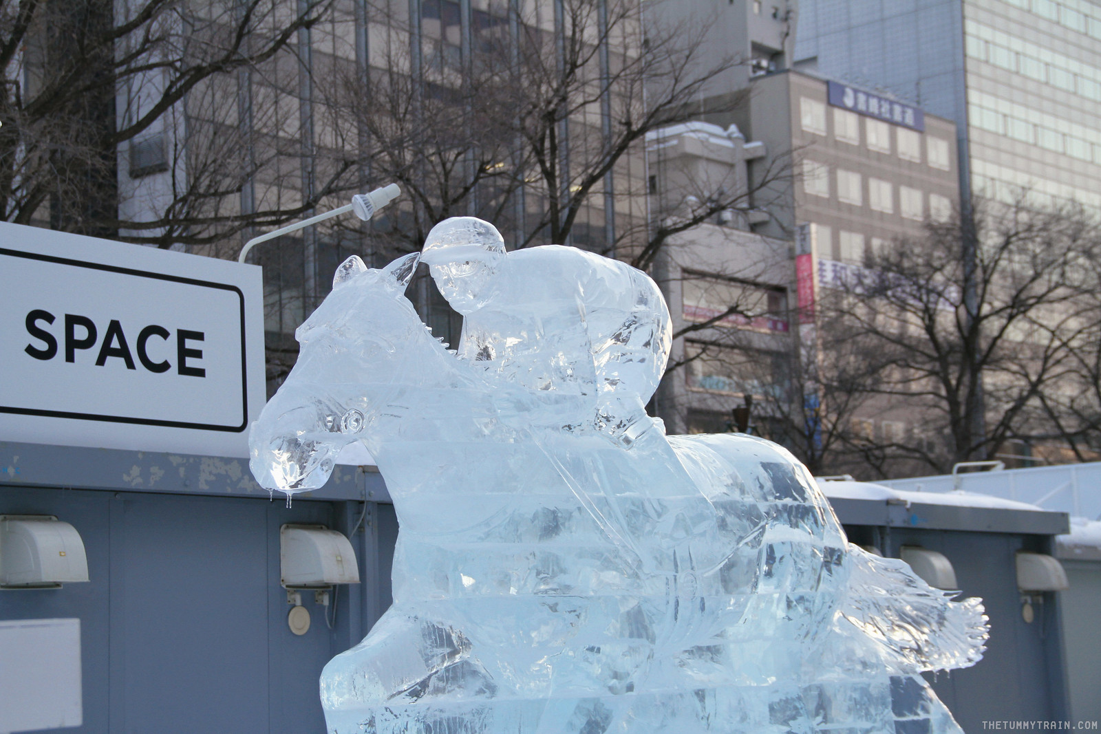 32074622114 6ff4013496 h - Sights, Sounds, and Smells at the 68th Sapporo Snow Festival at Odori Park