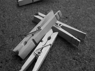 3 Clothes Pins | by lady_lbrty