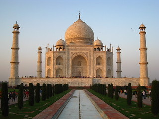 Taj Mahal at sunset - Celebrating 200 Thousand Views - Thanks! | by betta design