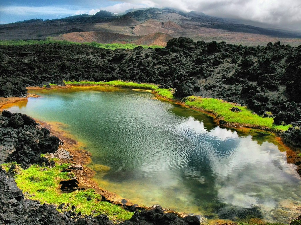 Ahihi Kinau Natural Area Reserve Maui Hawaii This One