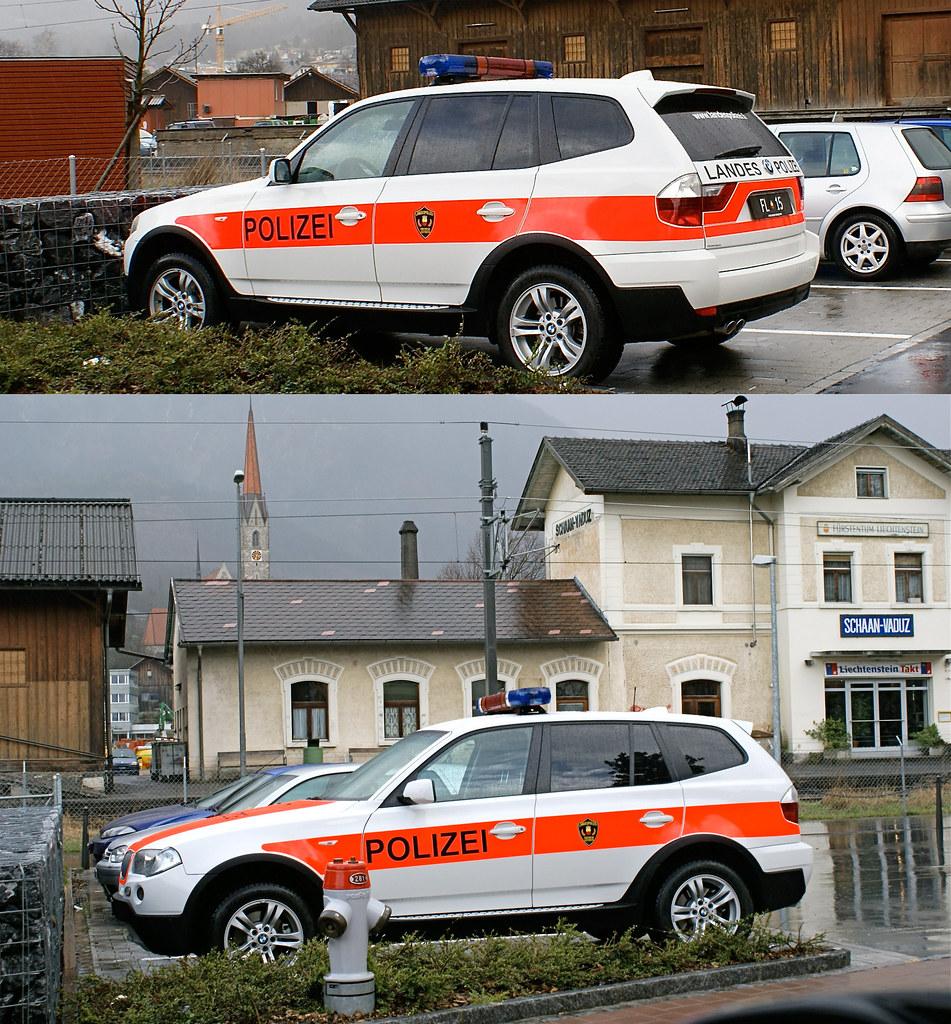 Liechtenstein Polizei