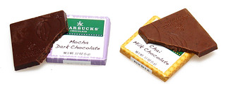 Drink Flavored Chocolates - Chai & Mocha from Starbucks | by cybele-