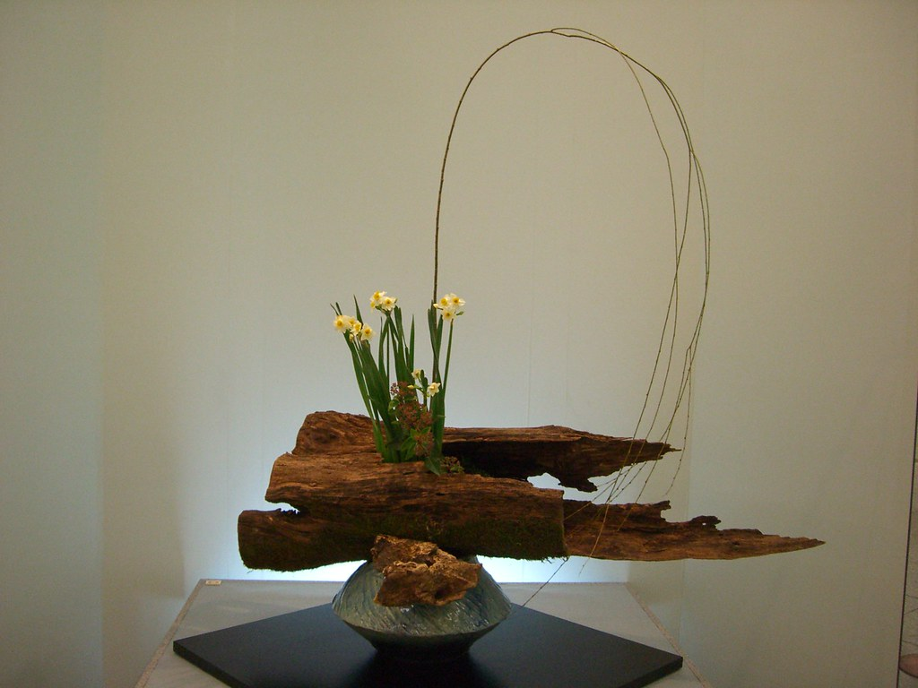Japanese flower arrangement 5 Ikebana いけばな Nullumayulife