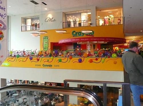 Crayola Cafe
