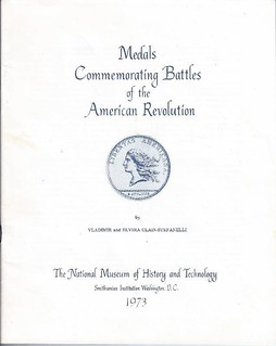 Medals of the American Revolution pamphlet