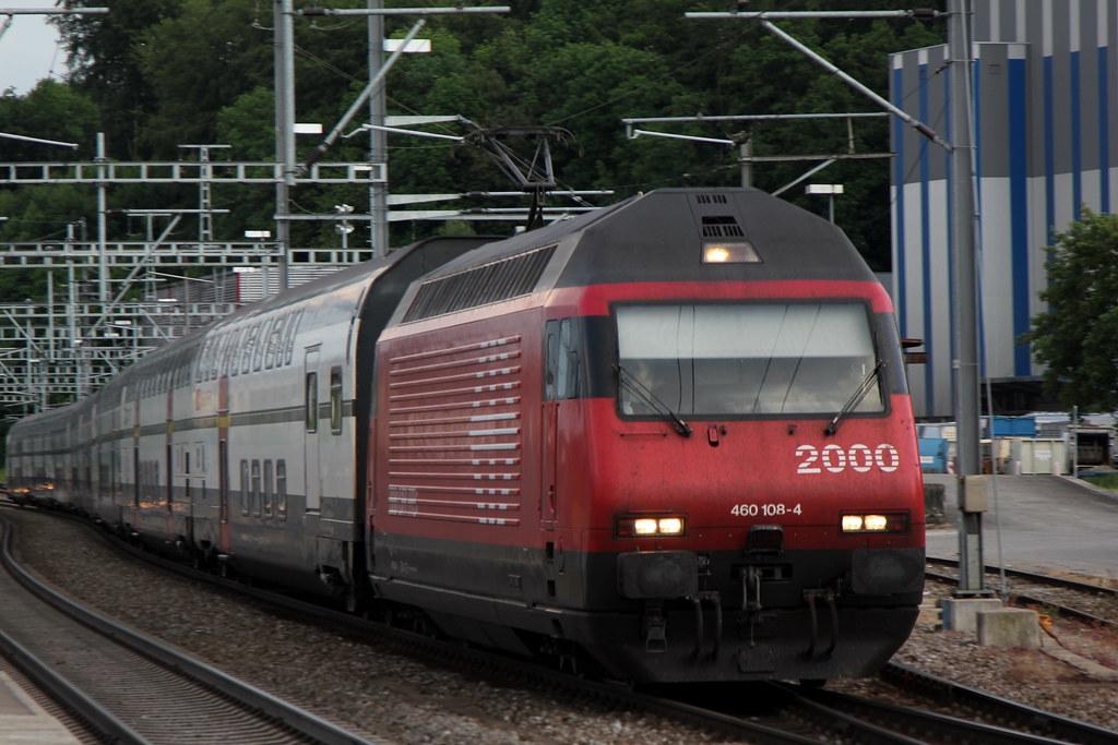 Doppelstock Intercity