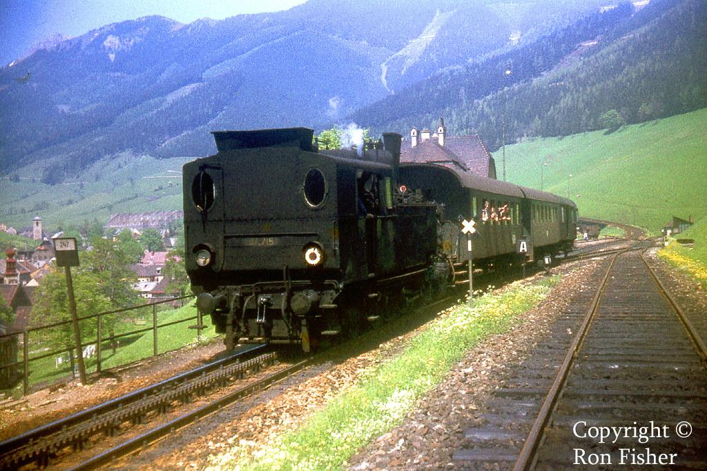 r2747  u00d6bb 97 215 erzbergbahn may66
