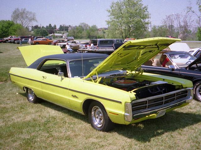 What Is Mopar >> 1971 Plymouth Sport Fury | Mid-Atlantic Mopar Meet, Mason-Di… | Flickr