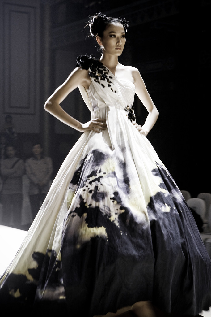 Avant Garde Fashion Designer Britanic