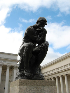 Rodin: The Thinker | by HarshLight