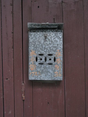 Old Mail Box | by earringsgirl