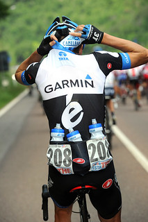 Peter Stetina - Giro d'Italia, stage 17 | by Team Garmin-Sharp