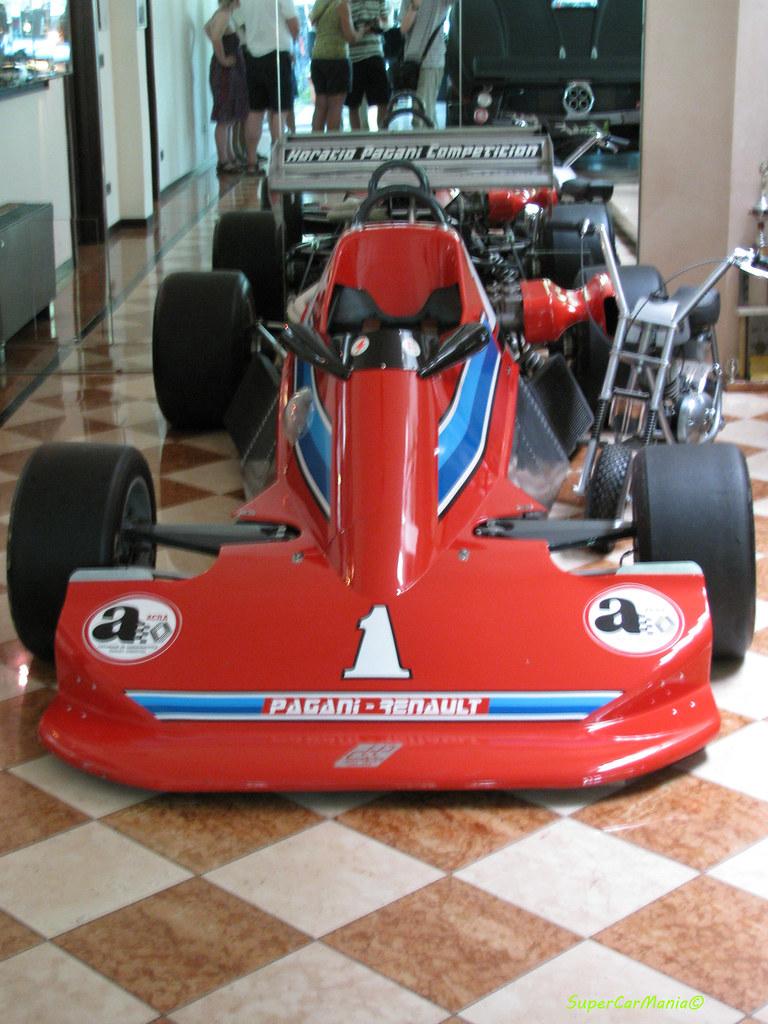 Pagani F1 | Modena. Italy | SuperCarMania | Flickr