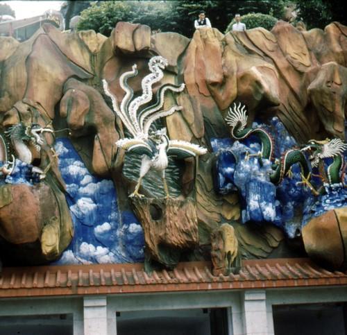 Tiger Balm Gardens Hong Kong 1956 Grace Flickr