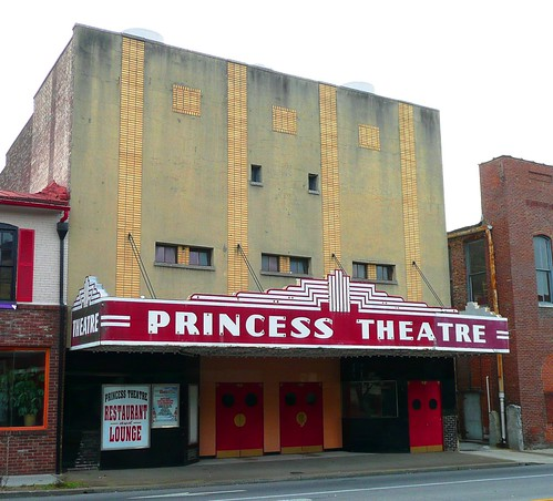 Hopkinsville Ky Princess Theatre In The Hopkinsville
