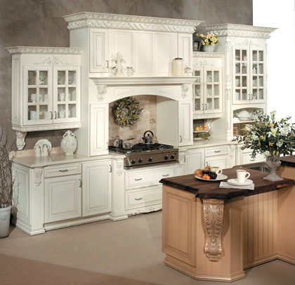 Merveilleux ... Fieldstonecabinetry Elegant Kitchen Cabinets   Fieldstone Cabinetry |  By Fieldstonecabinetry