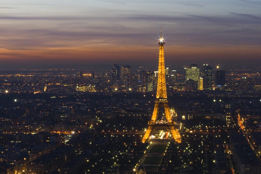 Tour Manhattan Paris