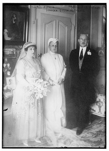 Princess Aspacia, Prince Christopher and Dowager Queen of Greece  (LOC) | by The Library of Congress