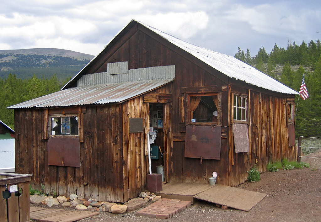baby doe tabor cabin leadville colorado scenic view of
