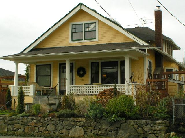 Daily Bungalow Se Portland Hawthorne Neighborhood Flickr