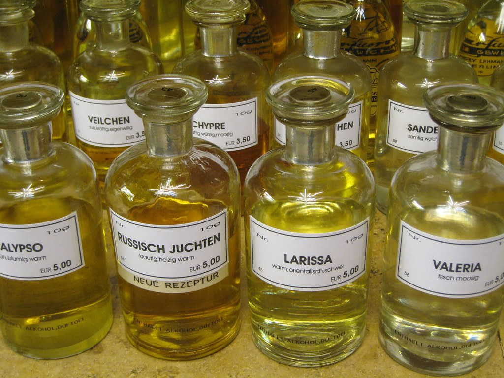 how to make amber white body oil
