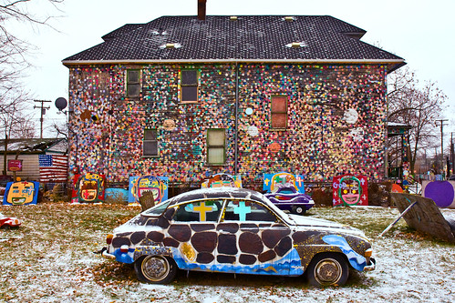 The Heidelberg Project | by John Baird