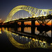 Runcorn Bridge at Twilight (22,000+ views)