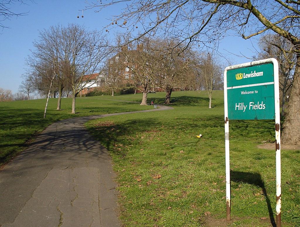 Hilly Fields Brockley Ladywell London Se4 Se13 A Park