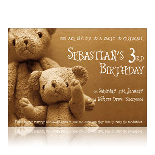Birthday Invitation Message with adorable invitation ideas