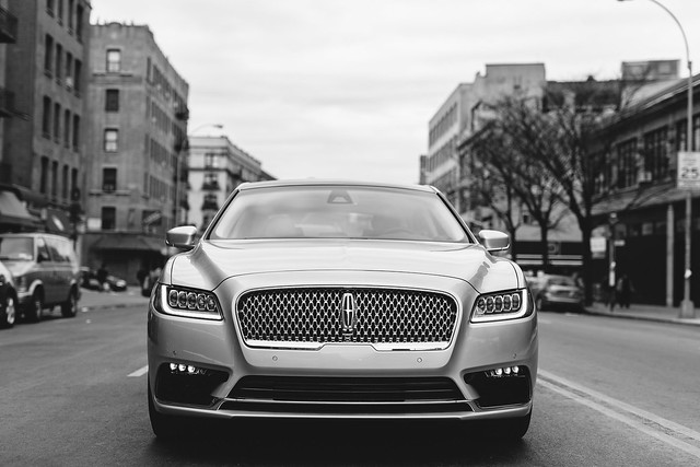 The 2017 Lincoln Contiental