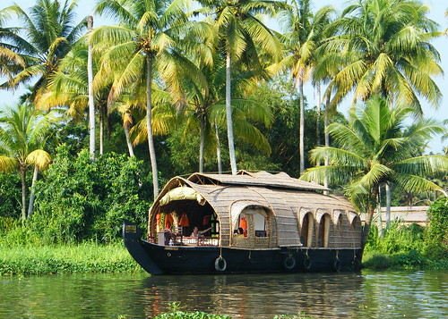 Indian Kerala Backwaters Kettuvallam (Rice Boat) | by Nostalgic T+ Allan