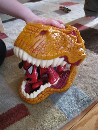 Hot Dog Dinosaur T Shirt Toddler