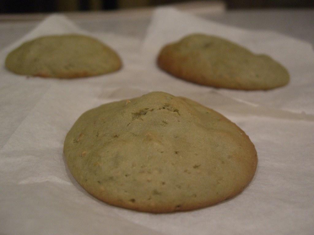 Moist Green Tea Cake Recipe