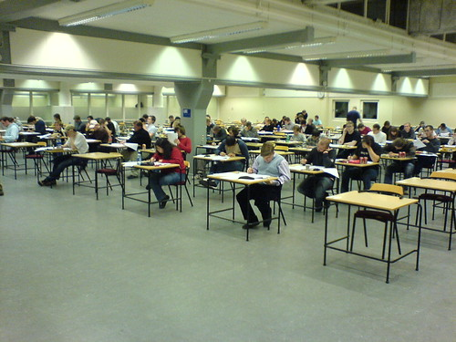 exam | by kalleboo