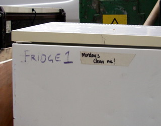 Why Was This Fridge Thrown Out? | by the justified sinner