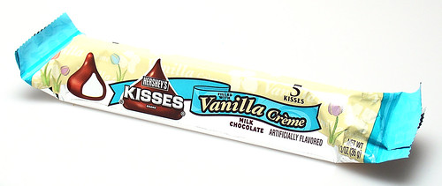 Hershey's Vanilla Creme Kisses | by cybele-