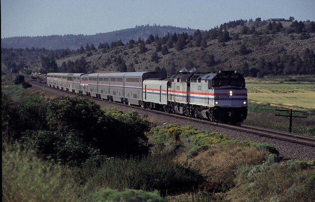 Amtrak Photo Archive an unofficial Amtrak site the E60MA - all 13 ...