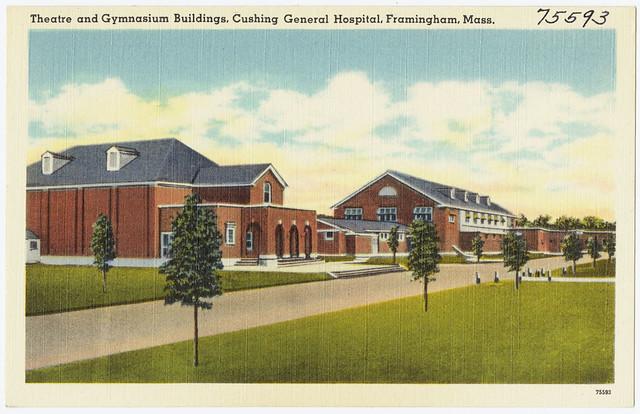 Cushing hospital jobs