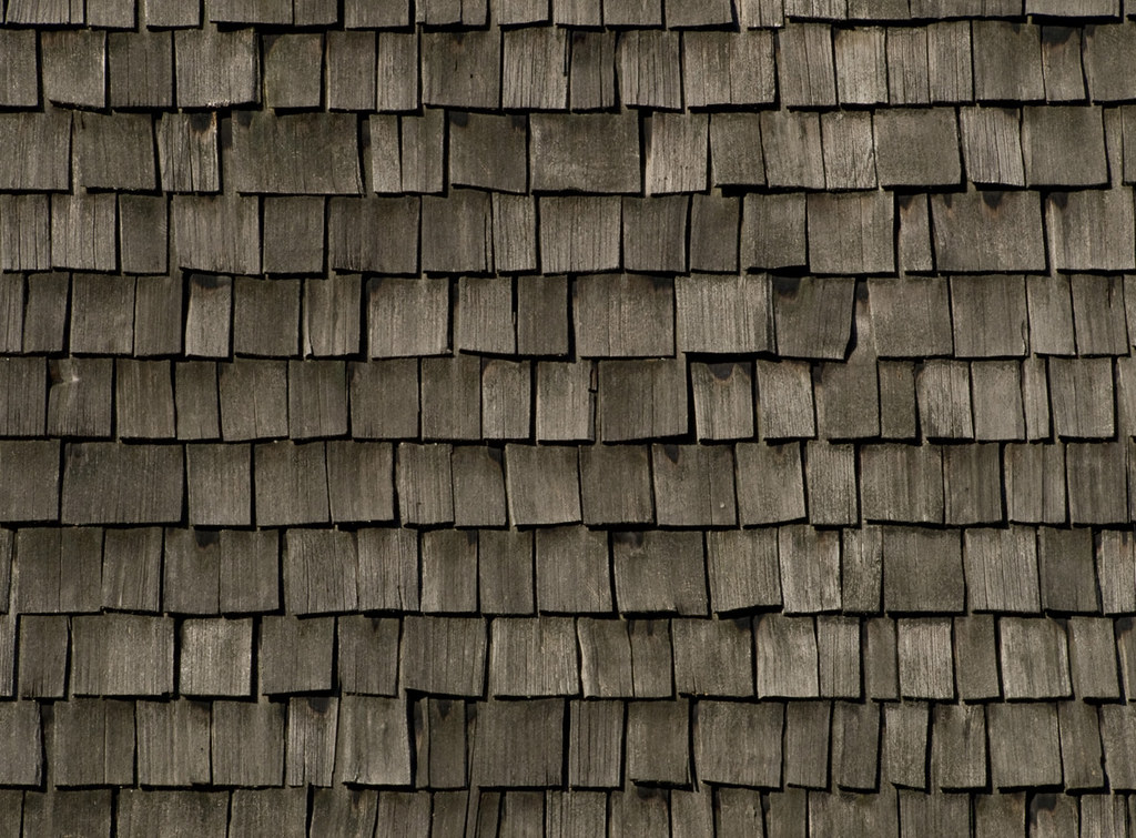 Wood Shingles Texture Shingle Texture | by
