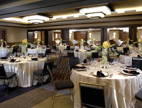 Elegant Dallas Texas Wedding Reception Location