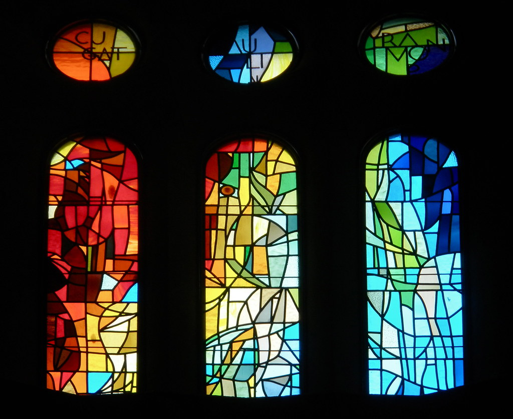 Stained Glass  Definition of Stained Glass by MerriamWebster